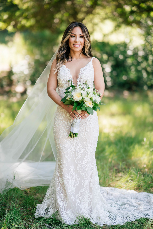 Galia lahav 708 wedding dress used size 8 3200