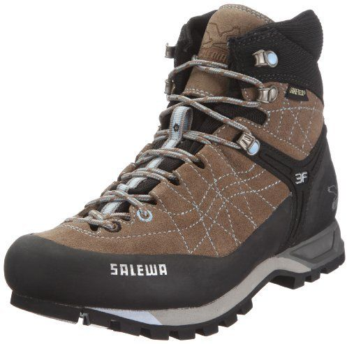 Amazon Com Salewa Women S Mountain Trainer Mid Gtx Hiking Boot Hiking Boots Best Hiking Shoes Boots