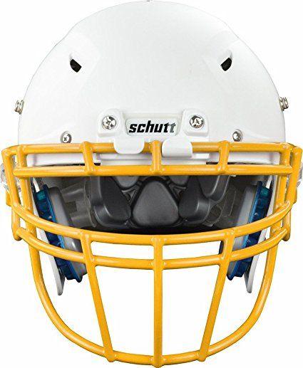 50426711 Schutt Vengeance ROPO-DW-TRAD-NB Carbon Steel Football Facemask ...