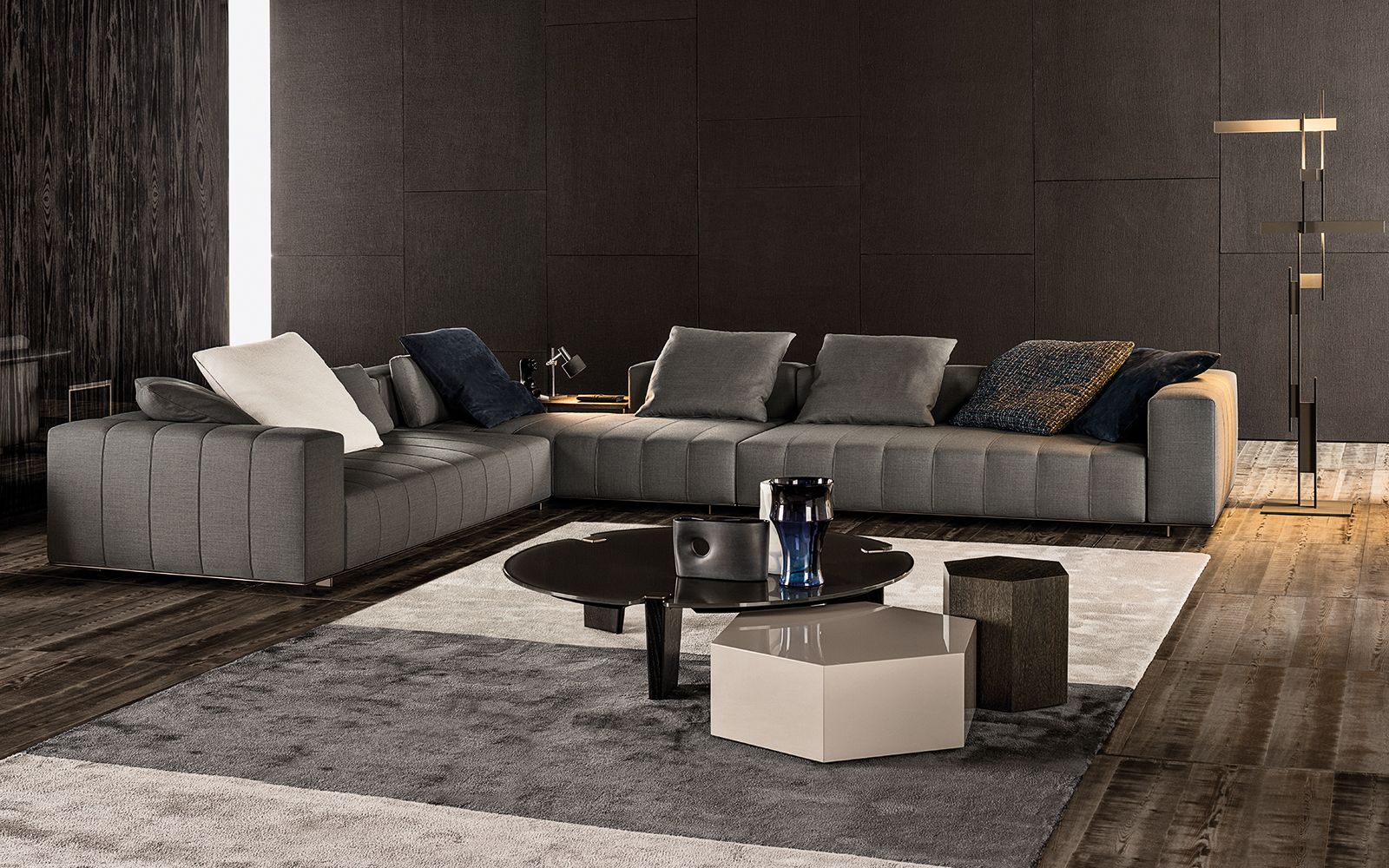 minotti ipad freeman tailor sofas en minotti pinterest dark interiors interiors. Black Bedroom Furniture Sets. Home Design Ideas