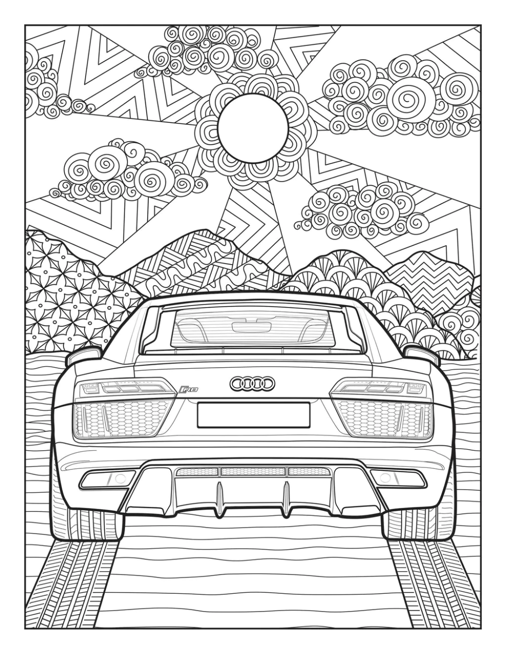 Free Coloring Pages For Kids Or Adults Who Still Have Fun Free Coloring Pages Coloring Books Coloring Pages For Kids [ 1293 x 1000 Pixel ]