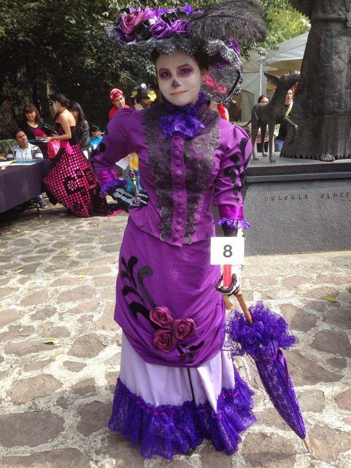 Amigos: Concurso de disfraz de Catrina | ideas fiestas Mejicana ...