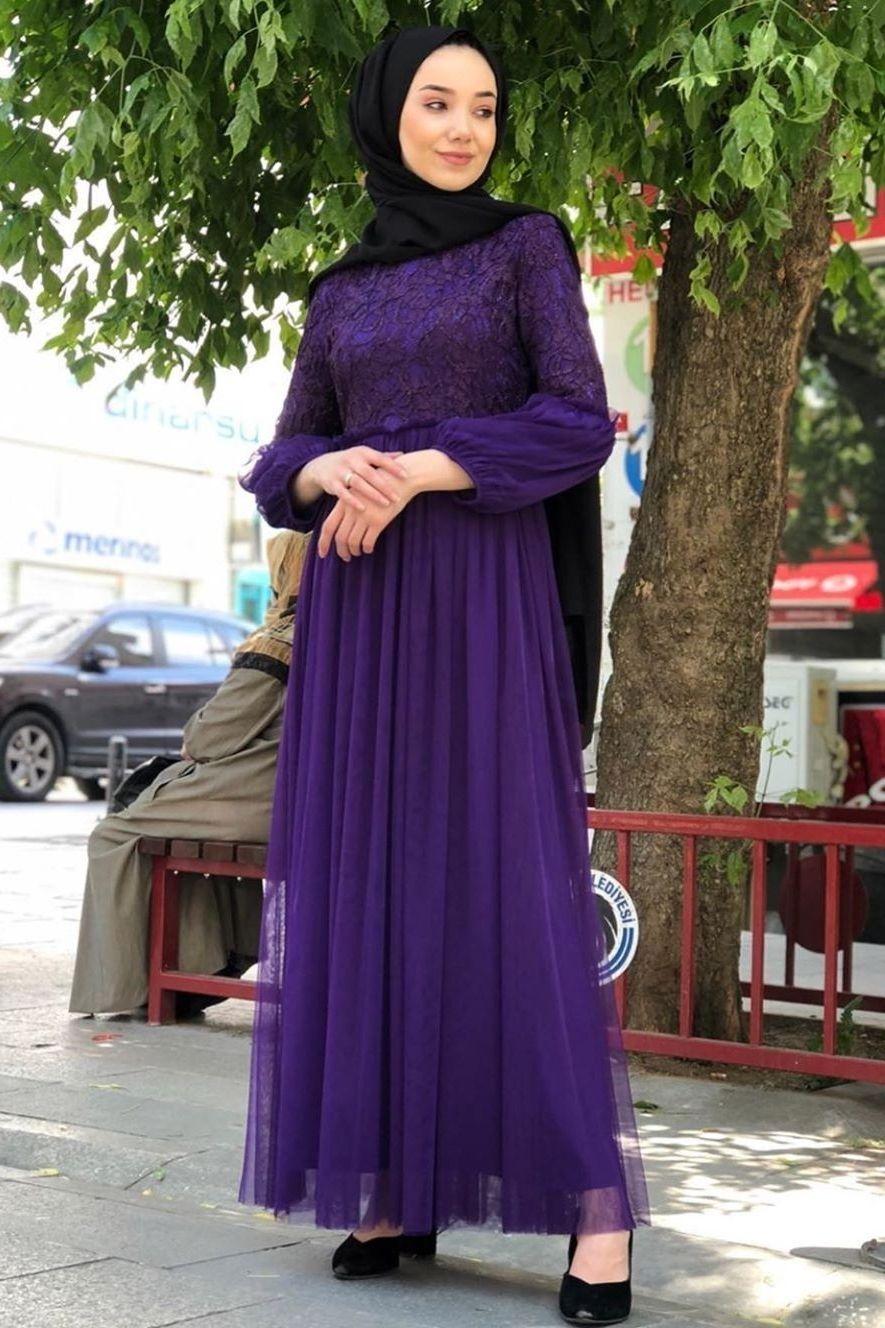 Photo of 👗 Robe élégante en tulle (Plusieurs couleurs disponibles)