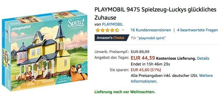 Playmobil 9475 Spielzeug Luckys Gluckliches Zuhause Spielzeug Playmobil Und Zuhause