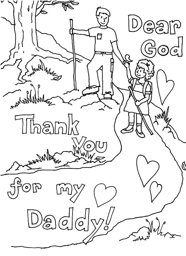 Thank You God You Give Me The Best Dad Coloring Pages Best Place To Color Coloring Pages Best Dad Give It To Me