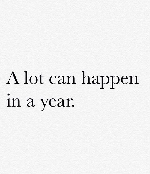 Look back over 2014... Look ahead into 2015... Take consistent daily ...
