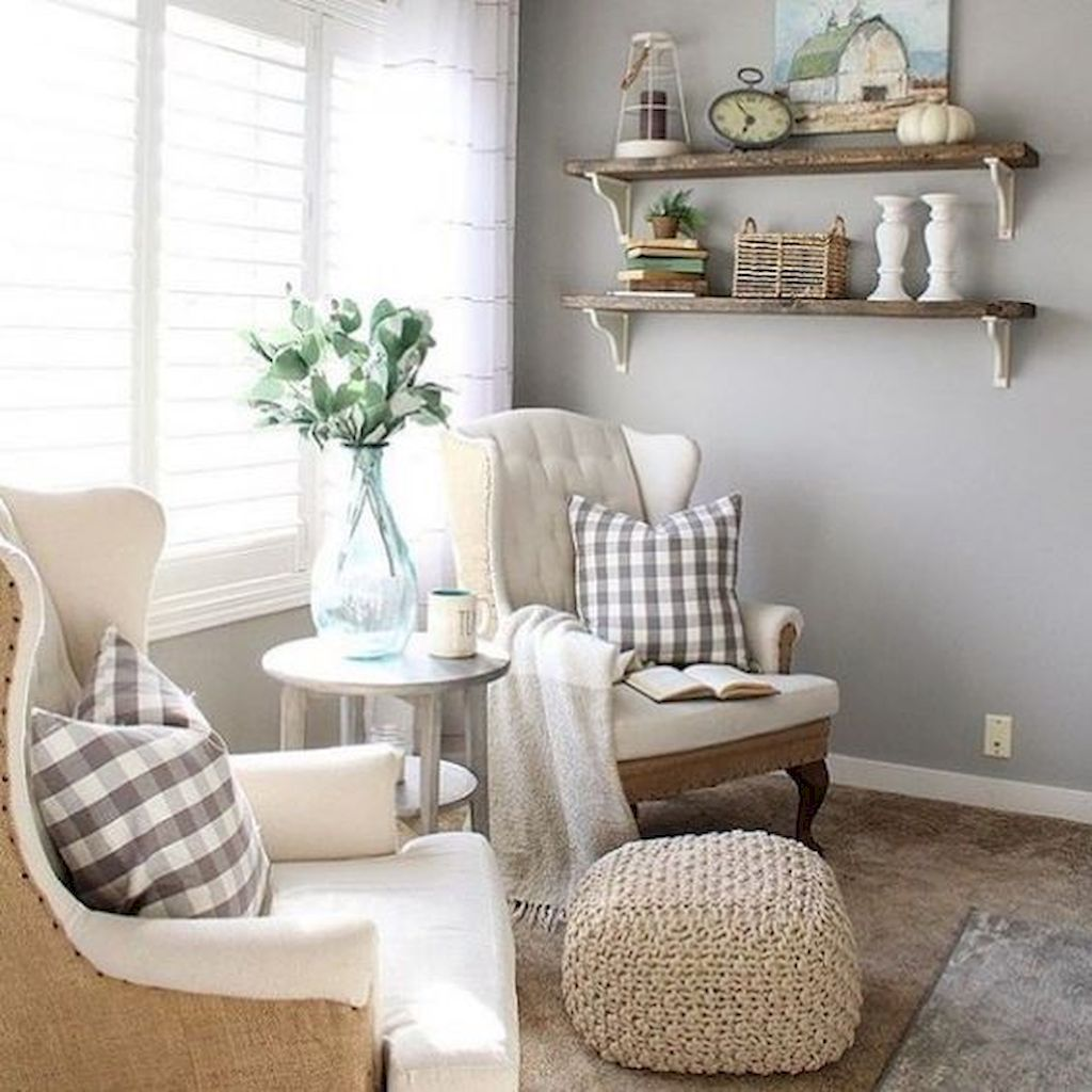 80 Cozy Rustic Farmhouse Living Room Remodel And Design Ideas Farm House Living Room Farmhouse Decor Living Room Modern Farmhouse Living Room #rustic #farmhouse #living #room #ideas