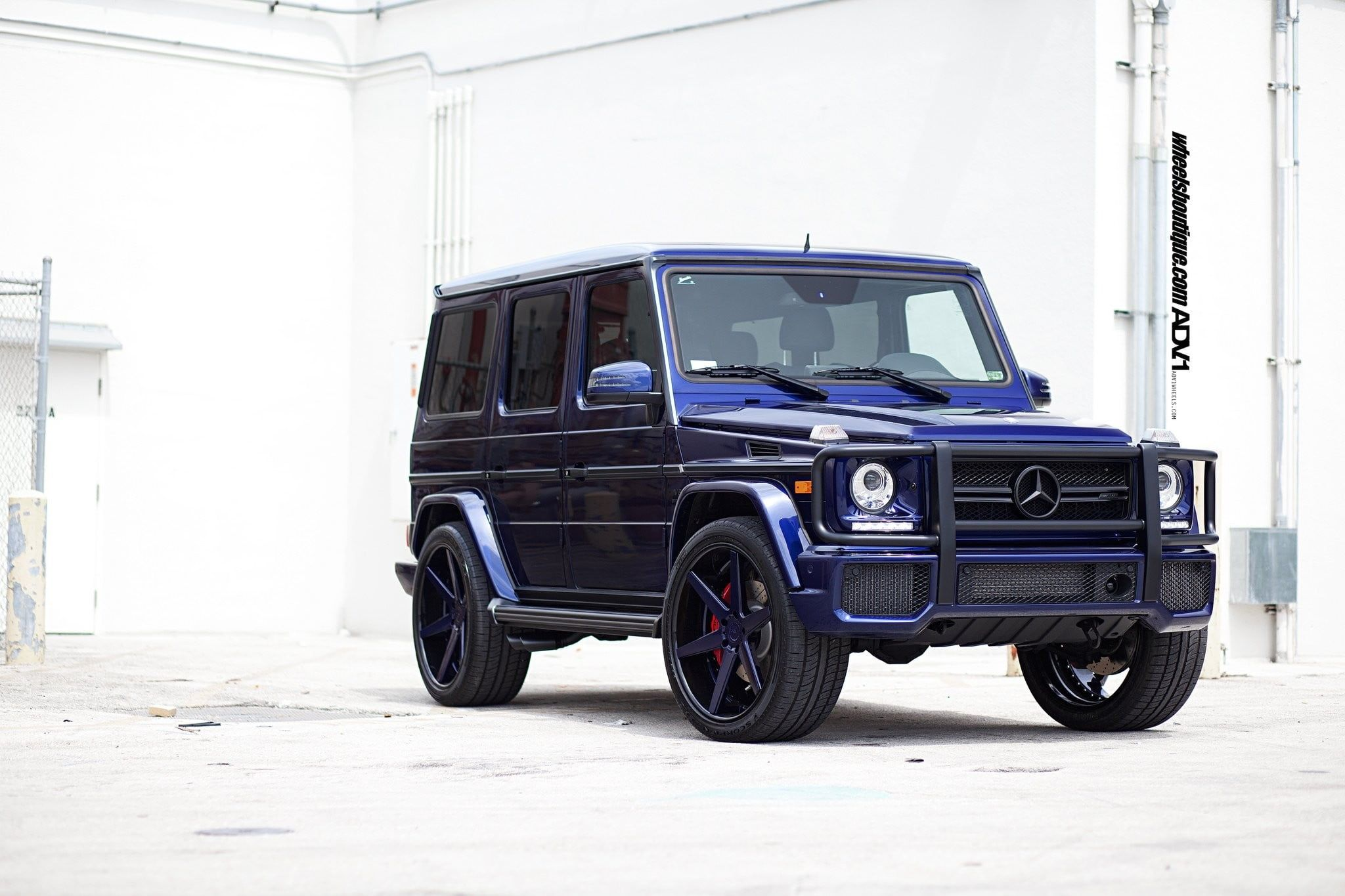 Blue And Black Jeep Wrangler Car G Class G 63 Gelandewagen