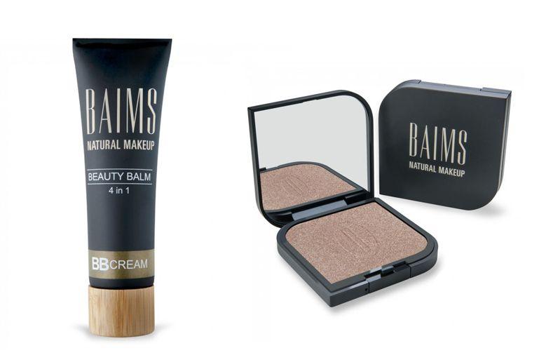 A Baims é uma marca de maquiagem 100% natural e899b06c6b5