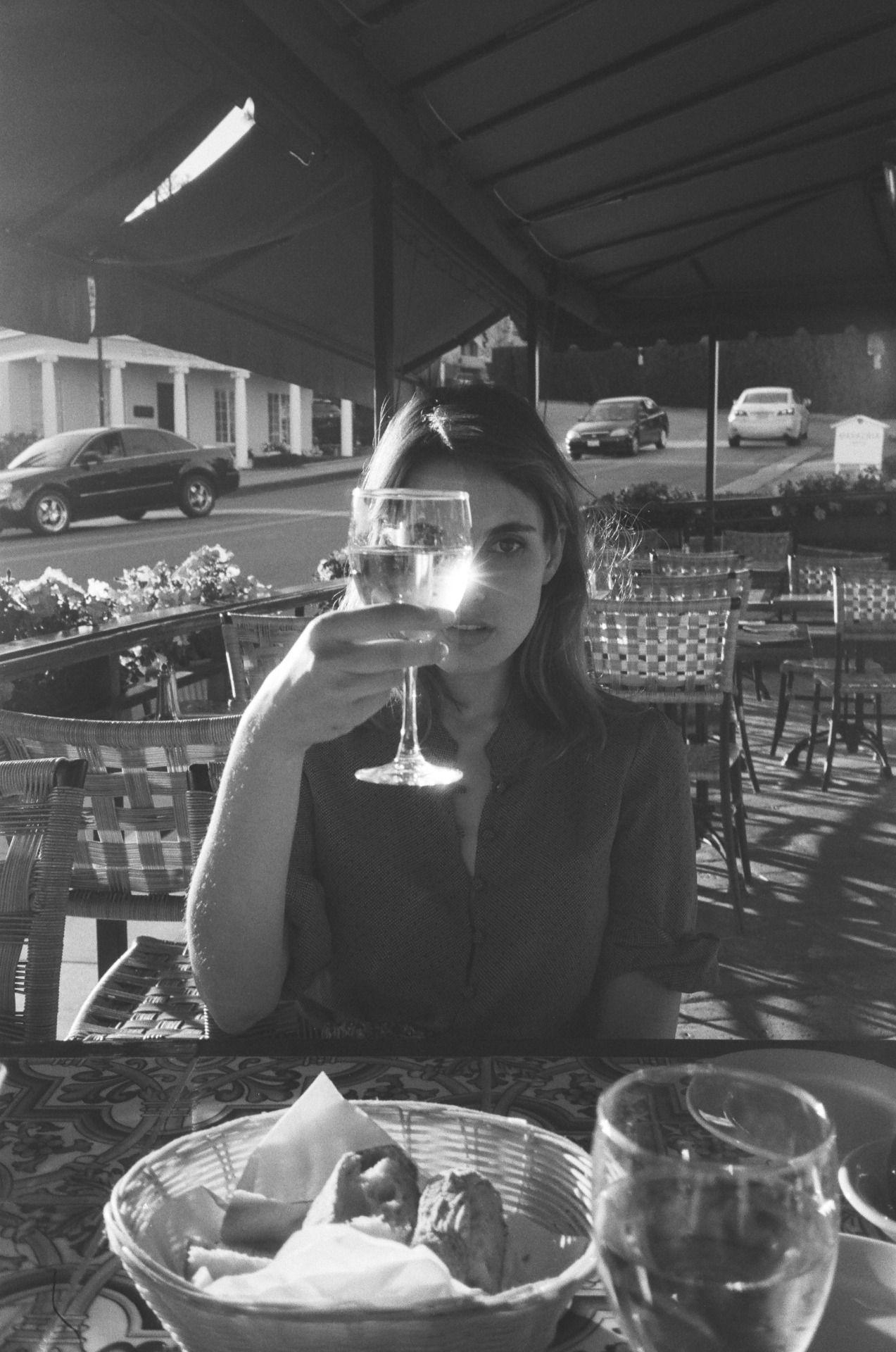 "uppysracecar: "" Afternoon Chardonnay Ana """