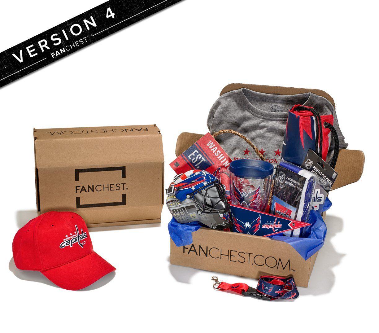 Washington Capitals Gift Boxes  e9cd6a343