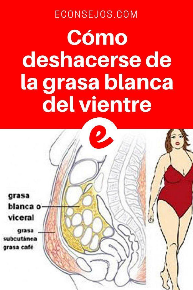 Cómo perder grasa obstinada alrededor del vientre