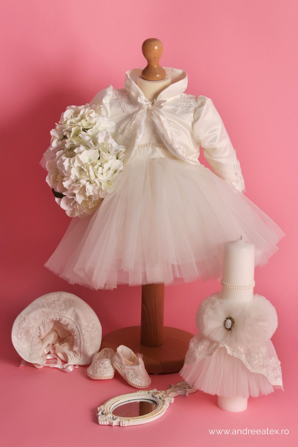 Set Botez Fete Rochita Botez Fete Christening Gowns And Dresses For