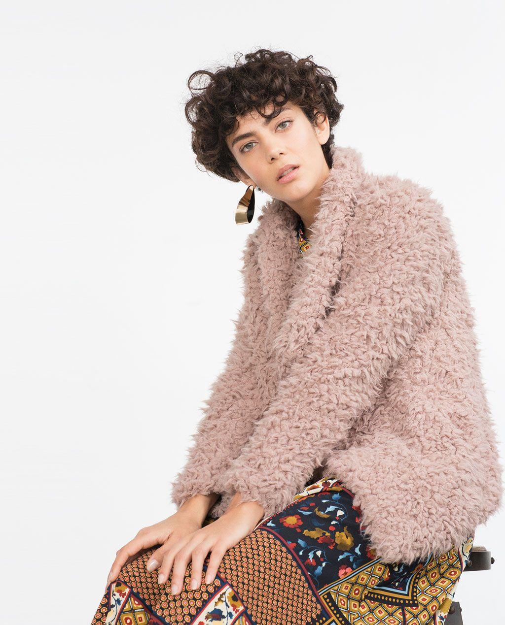 Les manteaux zara femme 2016