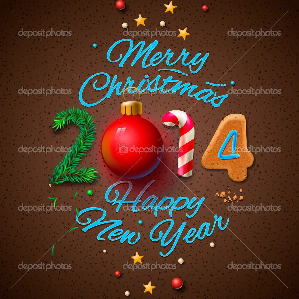 Happy new year greeting cards holiday decorations pinterest happy new year greeting cards kristyandbryce Images