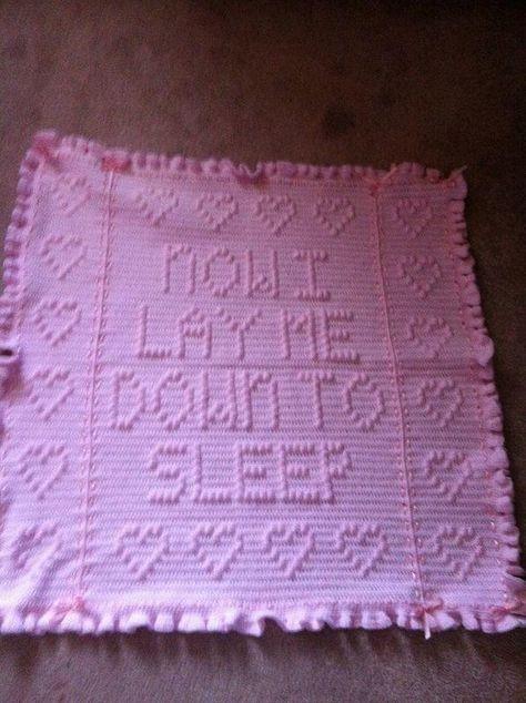 41 Easy Crochet Baby Blanket Patterns Crochet Patterns Pinterest
