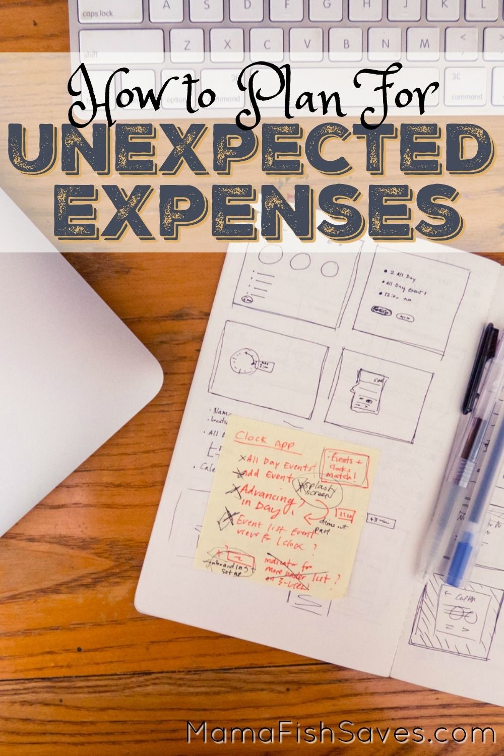 Budget Busters: How to Plan for Unexpected Expenses ...