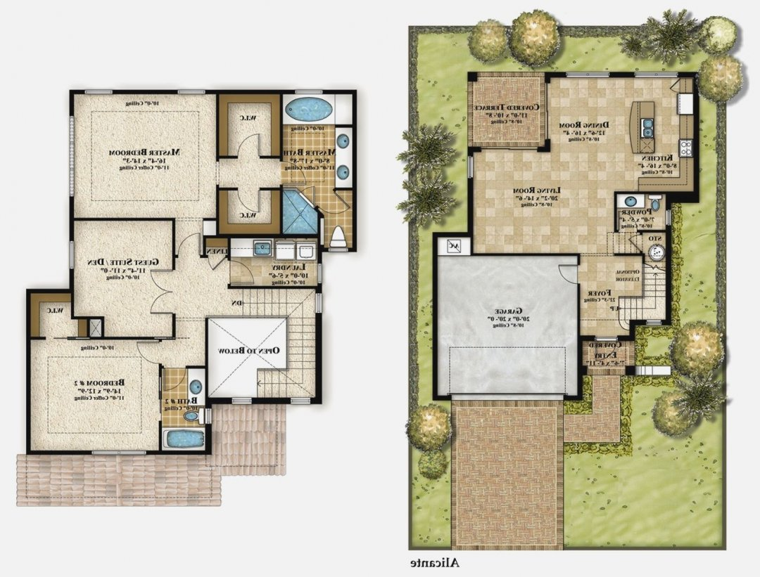 Feng Shui Rules House Best Floor Plan Two Story liversal ...