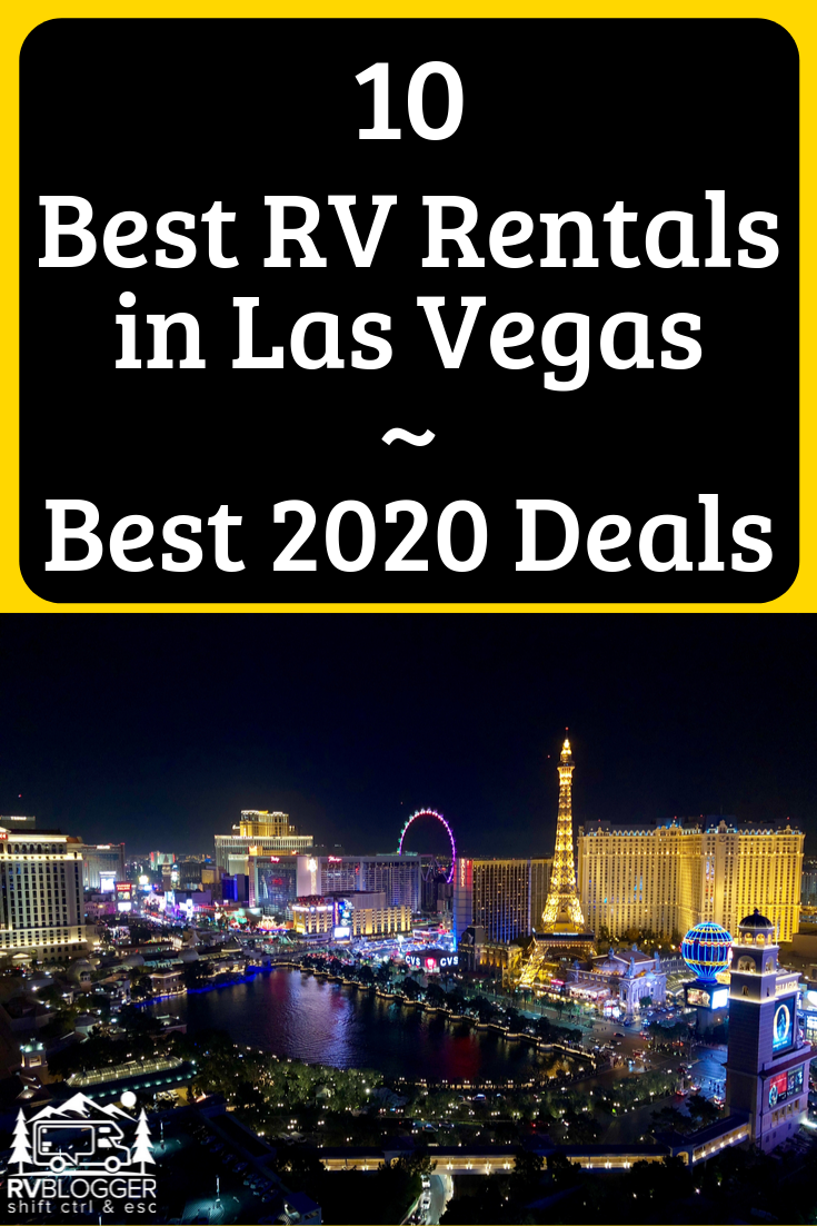 10 Best Rv Rentals In Las Vegas Best 2020 Deals Rv Rental Las