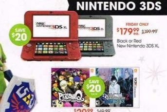 Game Stop Black Friday Ad 2015