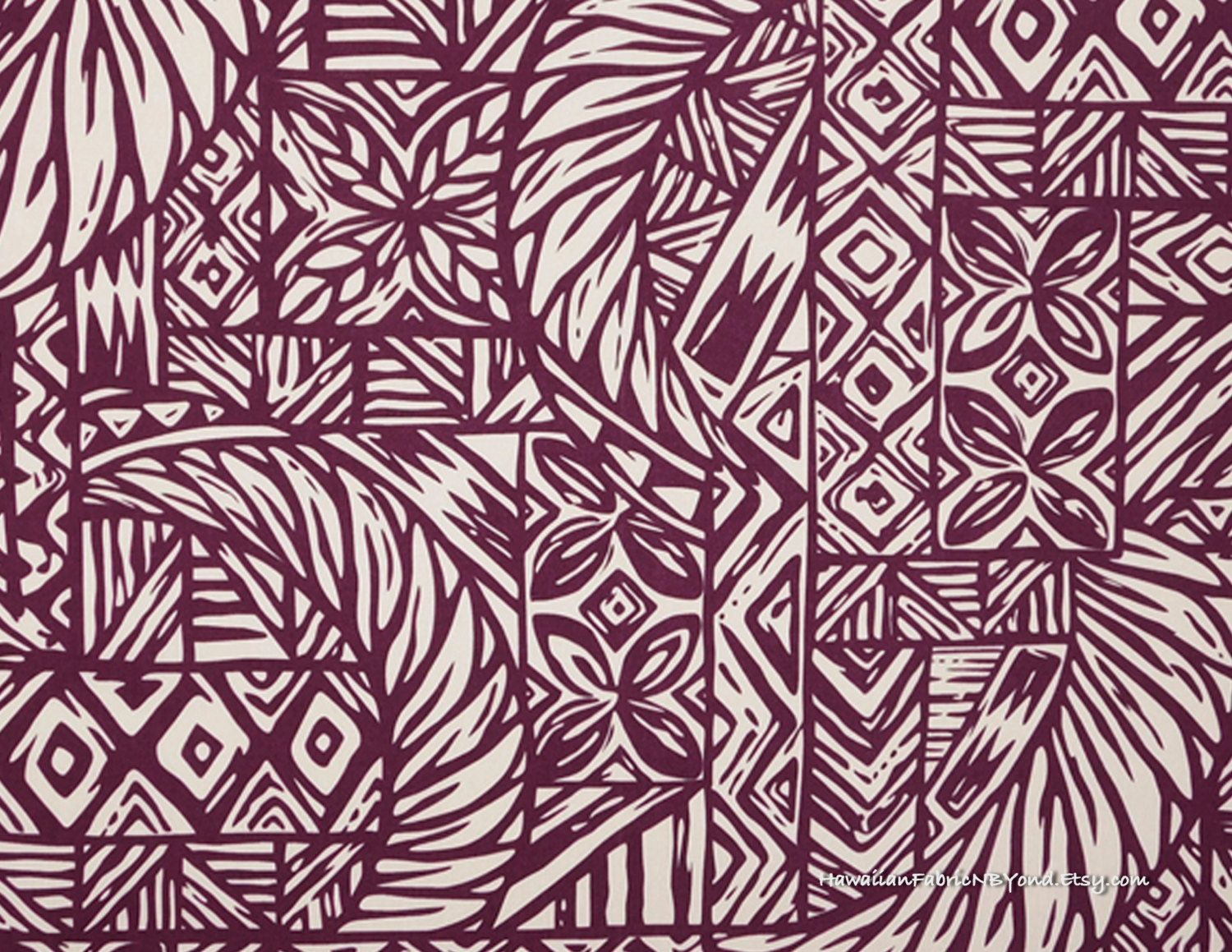 Lava lava Fabric: One of the best Lavalava fabric, Polynesian ... : tattoo quilt fabric - Adamdwight.com