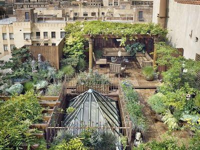 ESTILO RUSTICO jardines rusticos Decoración y Jardines