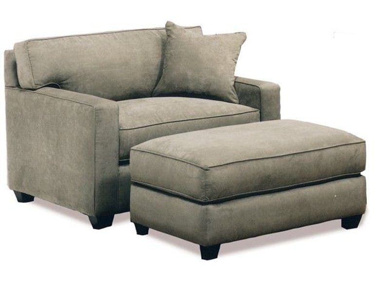 Precedent Furniture Ethan Chair And A Half 2145 C1 Home