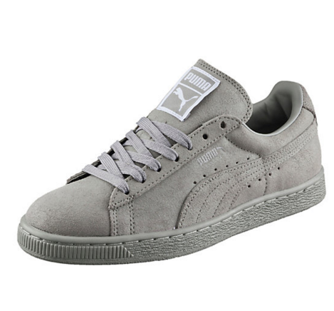 Puma Suede Matt #puma #grey #shoes | SHOES | Chaussure, Mode