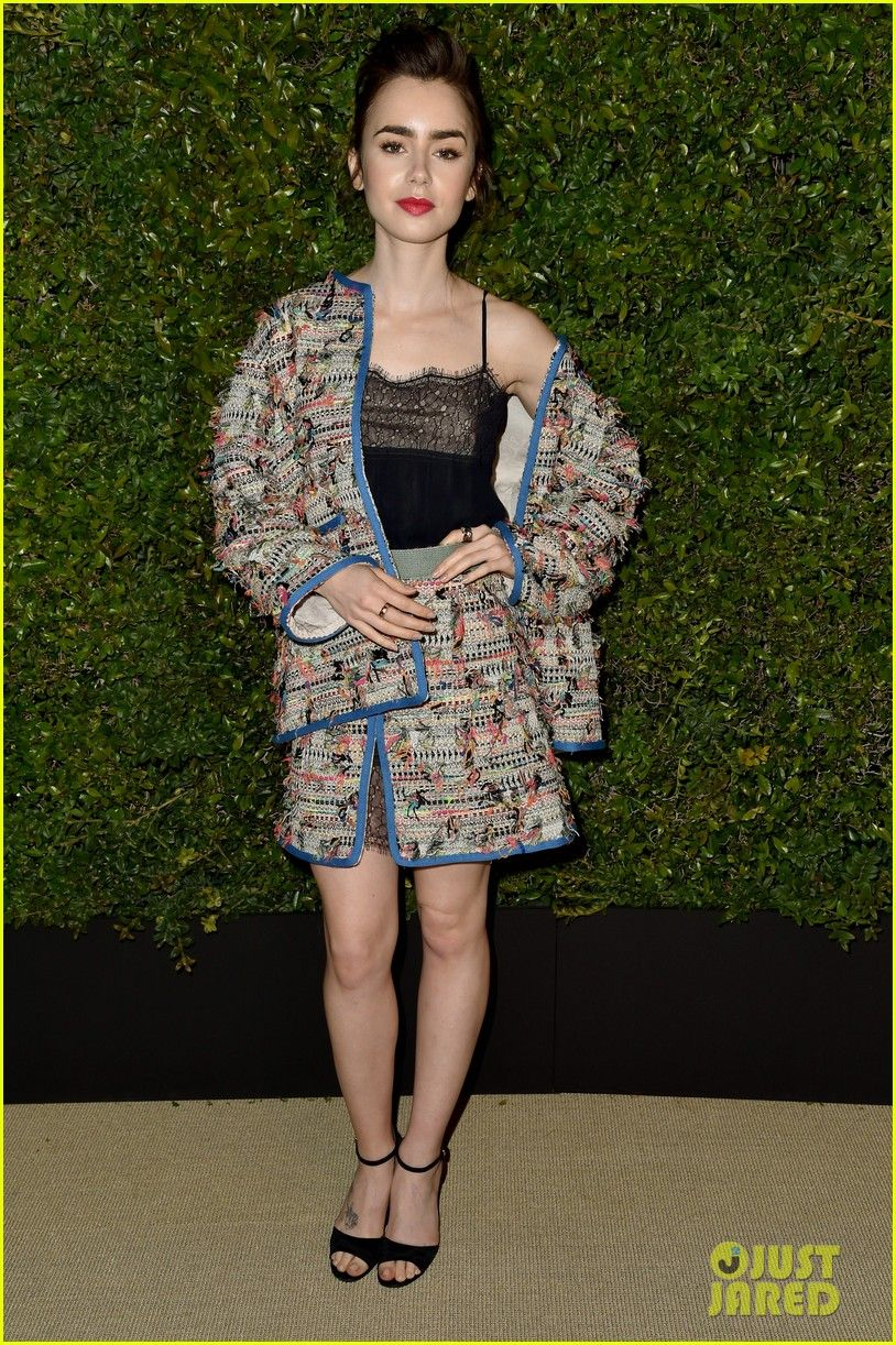 Katy Perry Attends Chanel Event Hosted by Pharrell Williams