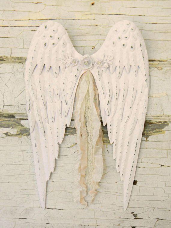 Metal Angel Wings Wall Decor angel wing wall decor, angel wings, angel wing decor, angel decor