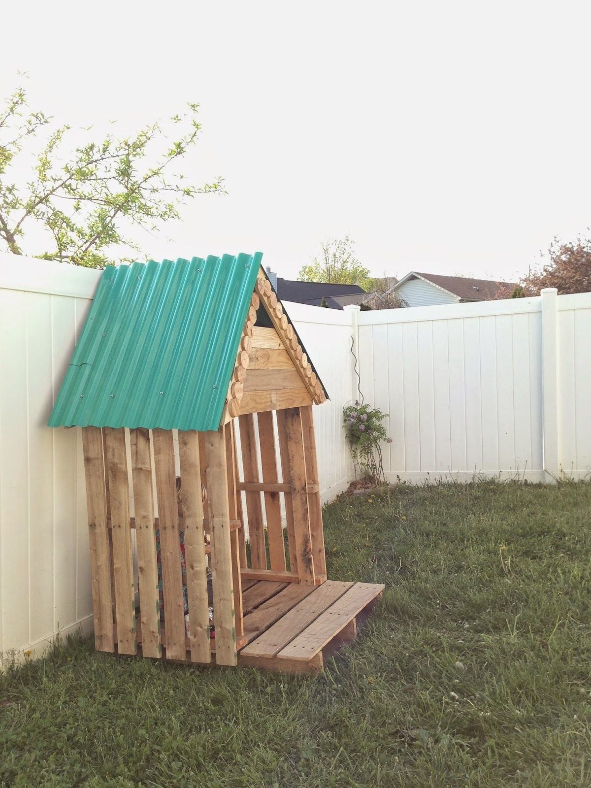 Little Bit Funky   Summer projects, How to make forts ...