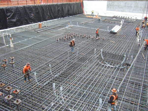 Mat Foundation Raft Foundation Civil Engineering Construction Building Construction