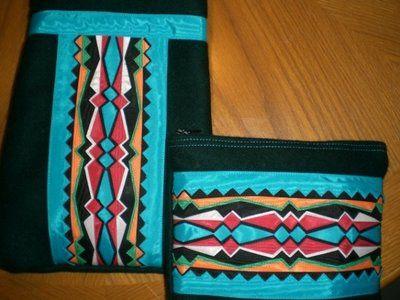 Native Art and Design: Native American Ribbon designs