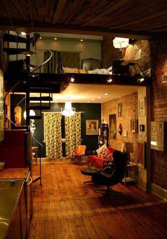 An Awesome Studio Apartment & An Awesome Studio Apartment   HOME DECOR   Pinterest   Studio ...