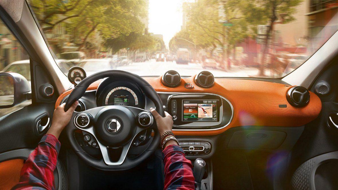 Nuova Smart Fortwo Smart Car Motori