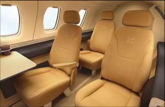 Eclipse 500 private jet interior   Eclipse Jets   Private