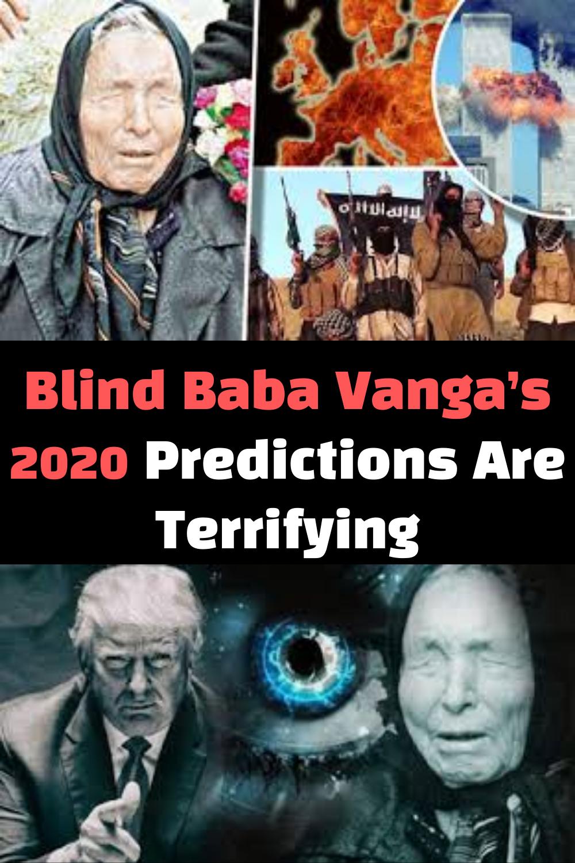 Baba wanga 2020