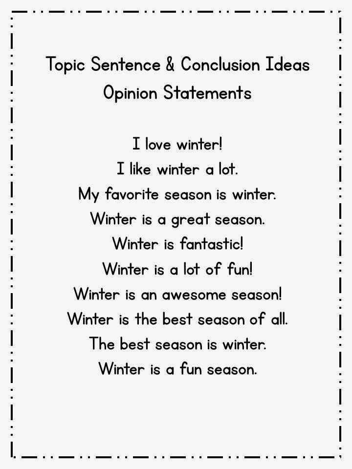 Opinion Writing In Second Grade The Four Seasons Powerpoint Project Opinion Writing Picture Writing Prompts Proposal Writer
