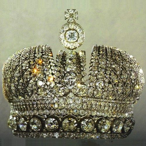 Imperial Crown of the Tsarina of Russia