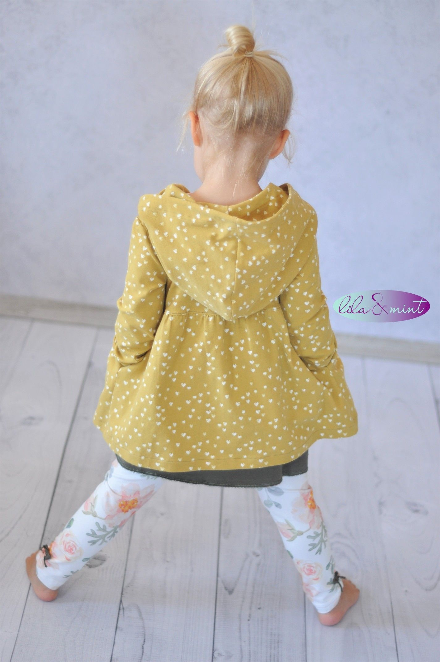 Cardigan Jumi Nähen Sewing Baby Knitting Patterns Und Knitting