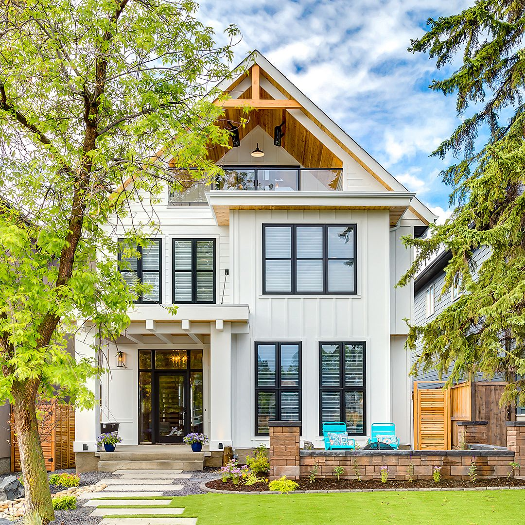 Exterior Home Styles: Sharna Rowe On Exteriors