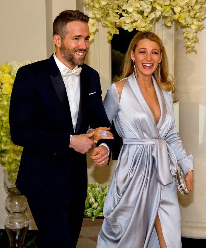 Blake Lively Wedding