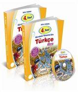 Zambak Yayınları - İlkokul - 4. Sınıf - Hücreleme Yöntemine Göre - Türkçe