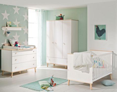 Paidi Ylvie Kinderzimmer mit 3türigem Schrank Kinder