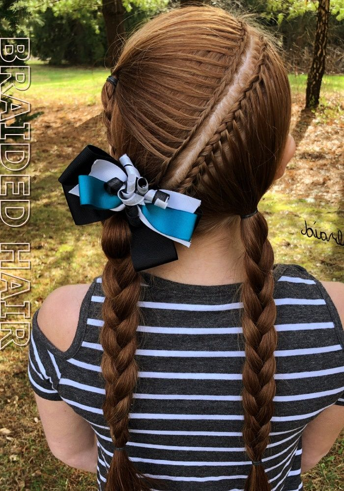 braids with beads