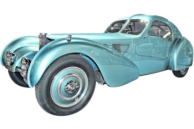 Teuerste auto der welt bugatti  Teuerstes Auto der Welt: 40 Millionen Dollar für einen Oldtimer ...