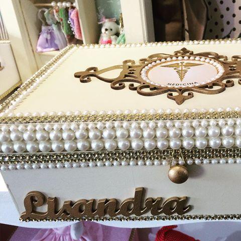 Caixadecorada Casamento Formatura Presente Boa Noite Caixas
