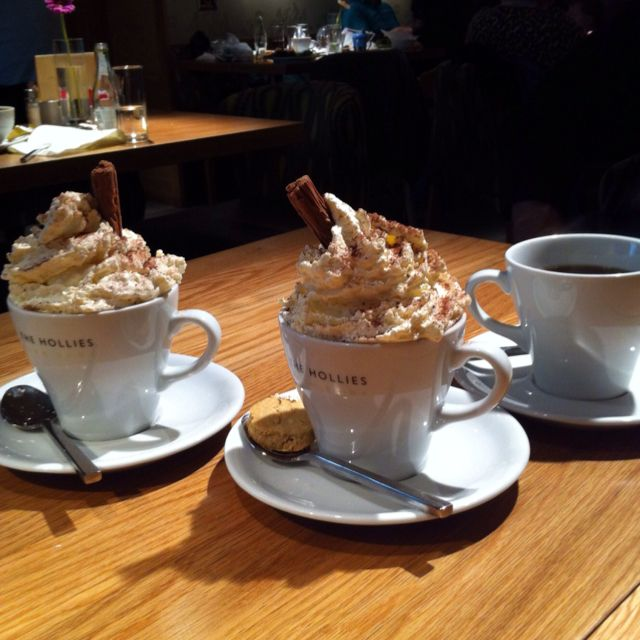 would be rude not... toooo luxury hot chocolate