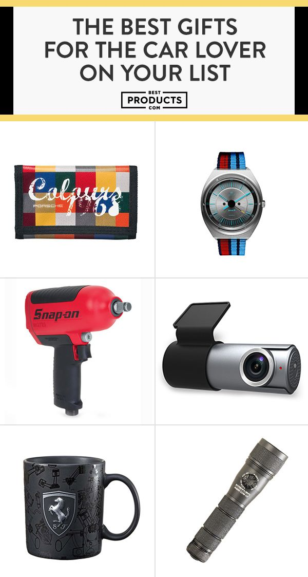 Here S What To Gift Someone Who S Obsessed With All Things Auto Car Lover Best Gifts Gifts