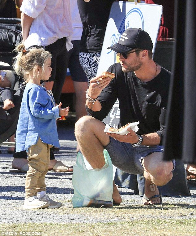 Image result for Chris Hemsworth He's Always On Snack Duty
